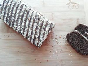 Pâine cu seminţe de in