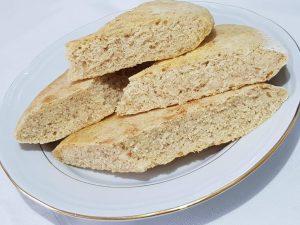 Pâine în tigaie