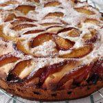 tarta cu prune fara gluten lactoza