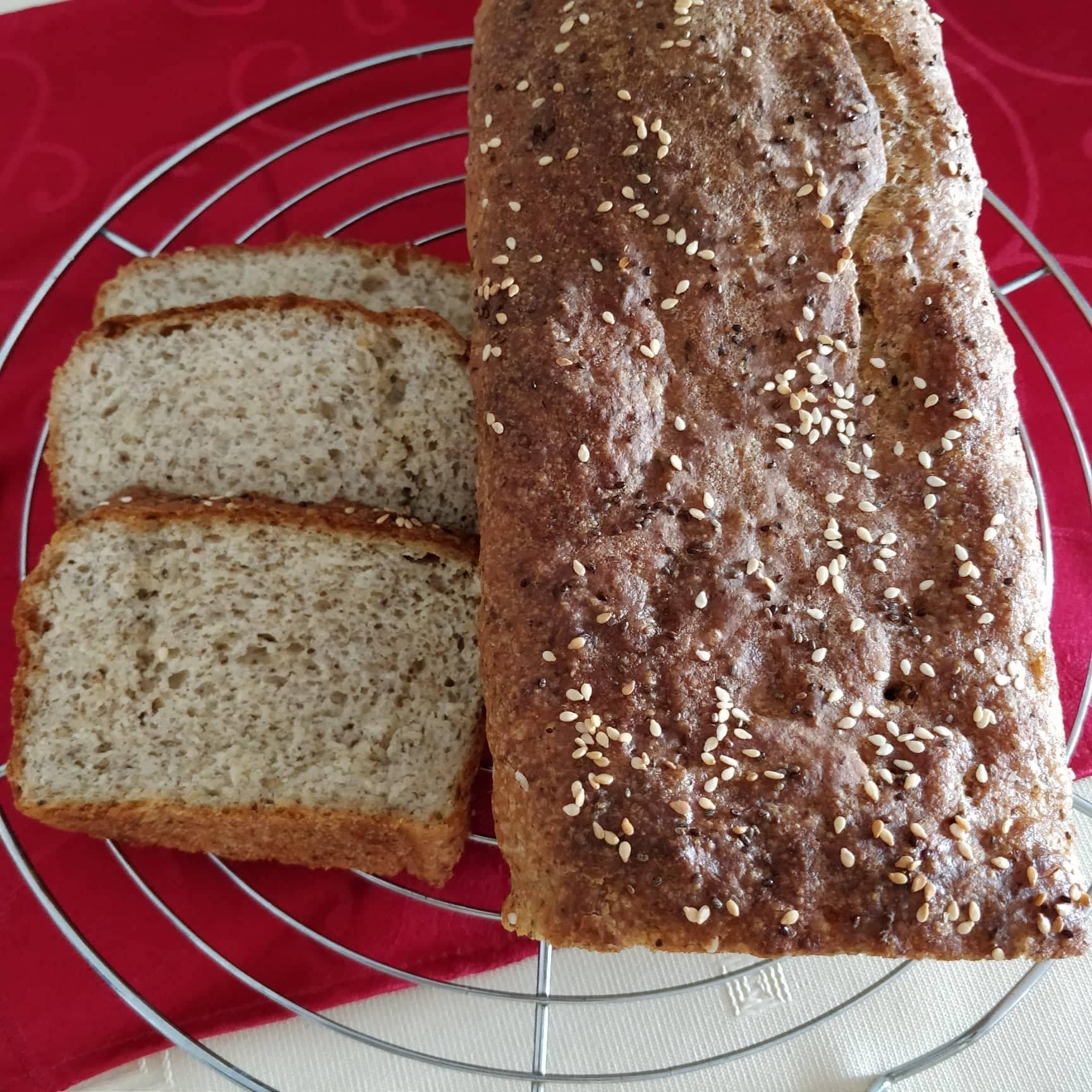 Pâine cu de toate