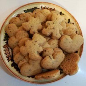 Biscuiţi fragezi cu făină de soriz